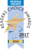 Readers Choice Gold 2017