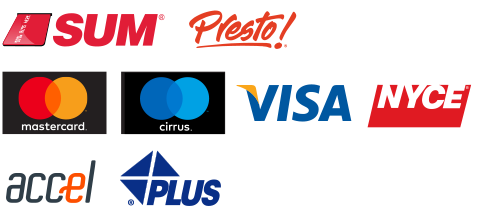 ATM Network logos