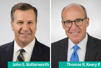 John E. Butterworth and Thomas R. Keery, II