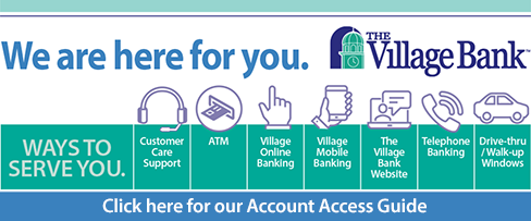 Click here to see our Account Matrix.